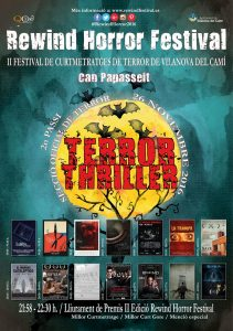 Rewind Horror Festival
