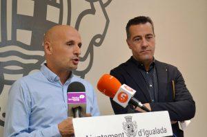 Jordi Pont i Jordi Riba