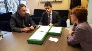 Projecte de xarxes amb biomassa per Igualada