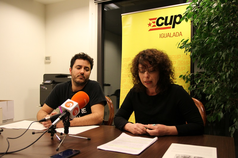 CUP Igualada