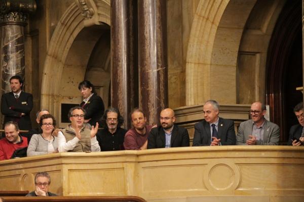 El Parlament aprova la vegueria del Penedès