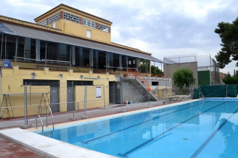 La piscina de piera slider with la piscina de piera best for Piscina de piera